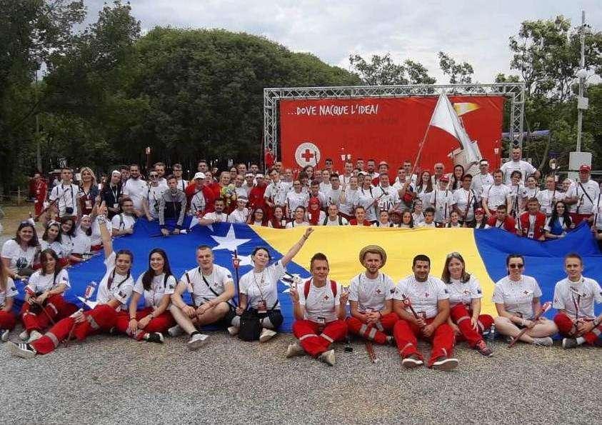 obilježena 100 godišnjica postojanja međunarodne federacije crvenog križa i crvenog polumjeseca (foto)