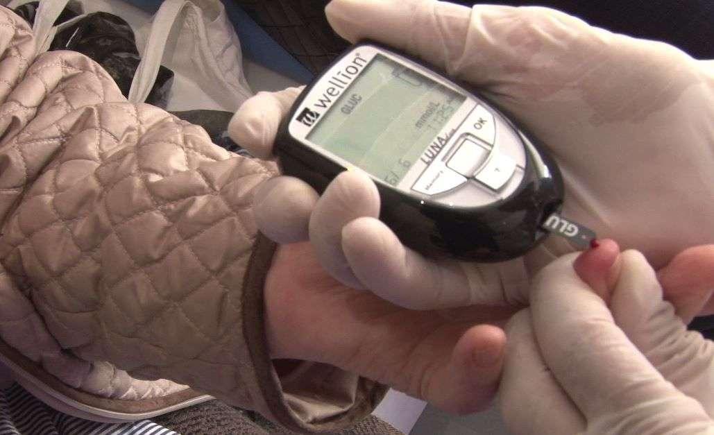 (video) prva dijabetološka ordinacija na točkovima danas u travniku