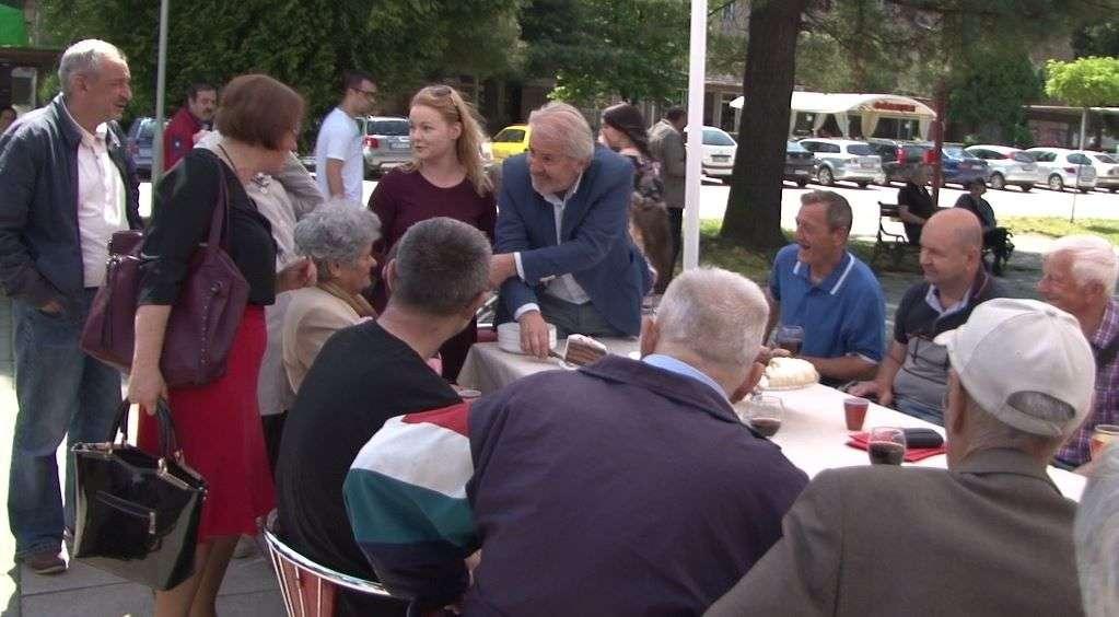 (video) kafa, kava, kahva sa načelnikom općine novi travnik