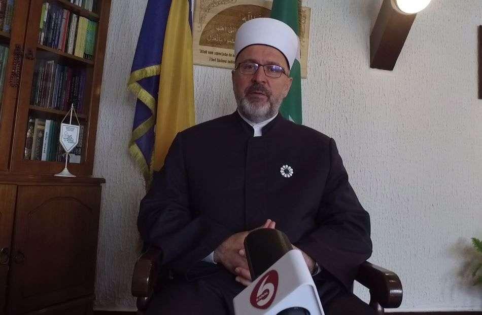 (video) bajramska poruka muftije travničkog: hoćemo li biti bolji ljudi poslije ramazana?