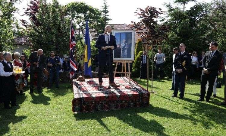 brojne zvanice prisustvovale obilježavanju 93. rođendana kraljice elizabete ii