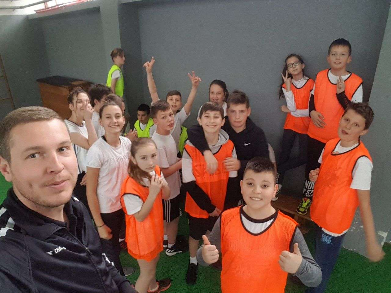 sbk: u osam škola bih fubal postao alat dobre komunikacije