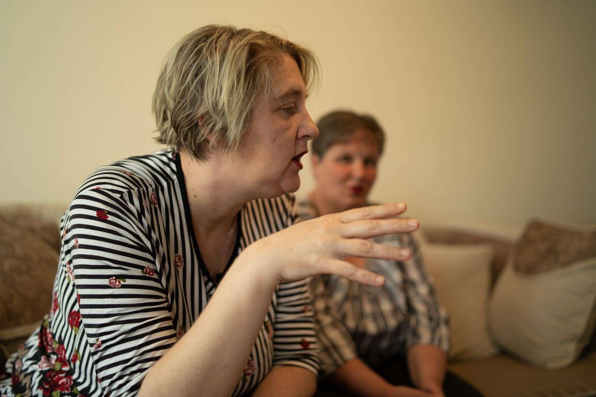 (foto) osobe s intelektualnim poteškoćama imaju pravo na život u lokalnoj zajednici