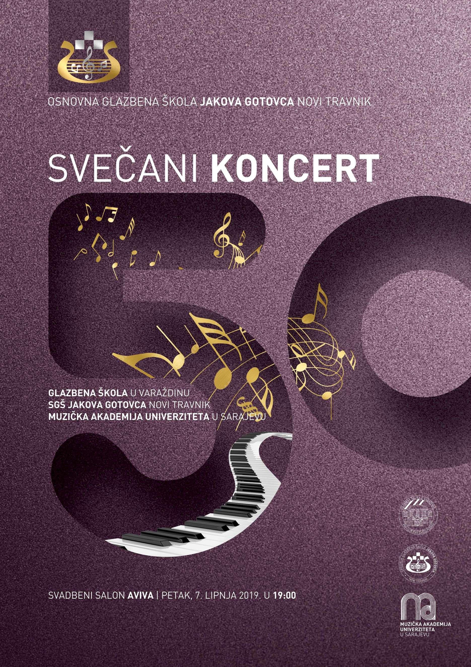 ogš jakova gotovca svečano obilježava 50 godina osnovnog glazbenog obrazovanja u novom travniku