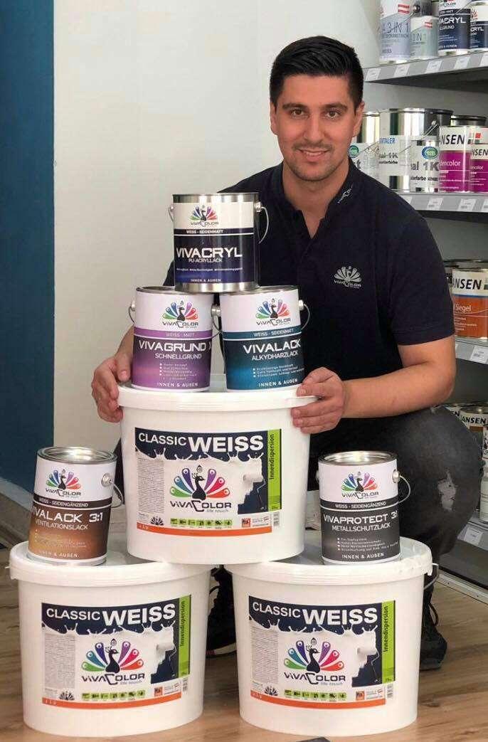 banjalučanin vlasnik jedne od najvećih brzorastućih kompanija u oblasti prodaje boja i lakova u austriji