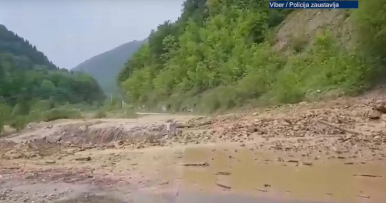 važno: blokiran put za banja luku preko vlašića! (video)