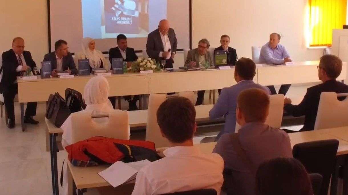 (video) farmaceutsko-zdravstveni fakultet travnik promovirao dva stručna udžbenika