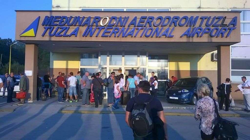 raste broj putnika na aerodromima u bih