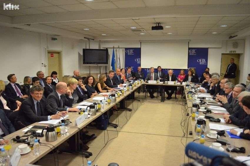 upravni odbor pic-a o trenutnoj situaciji u bih na sastanku 17. i 18. juna