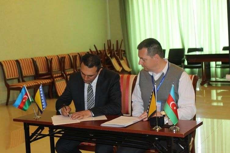 'mostovi prijateljstva bih - zenica' domaćini delegaciji iz azerbejdžana