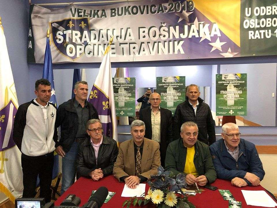 (video) travnik: u petak centralna manifestacija obilježavanja stradanja bošnjaka