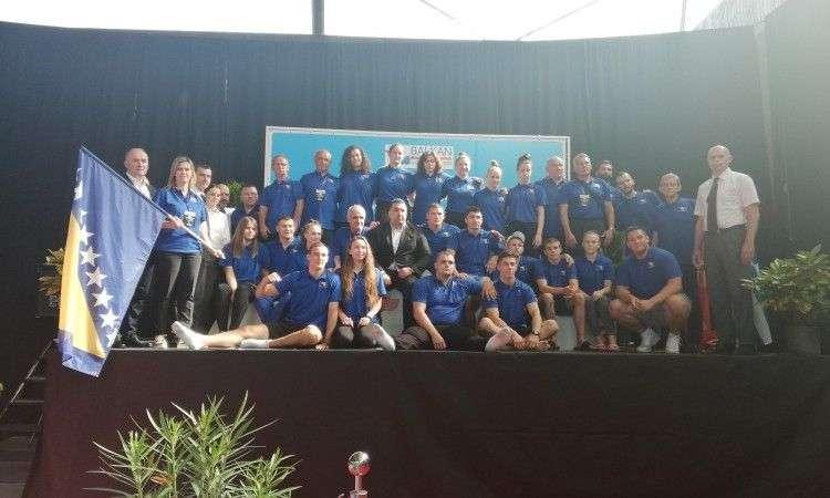 pet medalja za bh. judiste na balkanskom prvenstvu