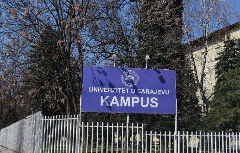 uređenje sarajevskog kampusa tema izložbe studenata arhitekture