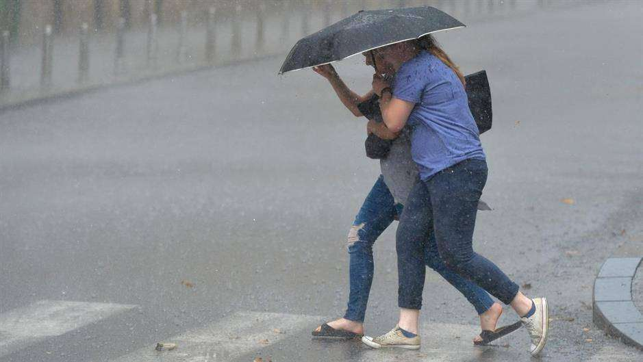 prognoza vremena/ narednih dana padavine i niže temperature