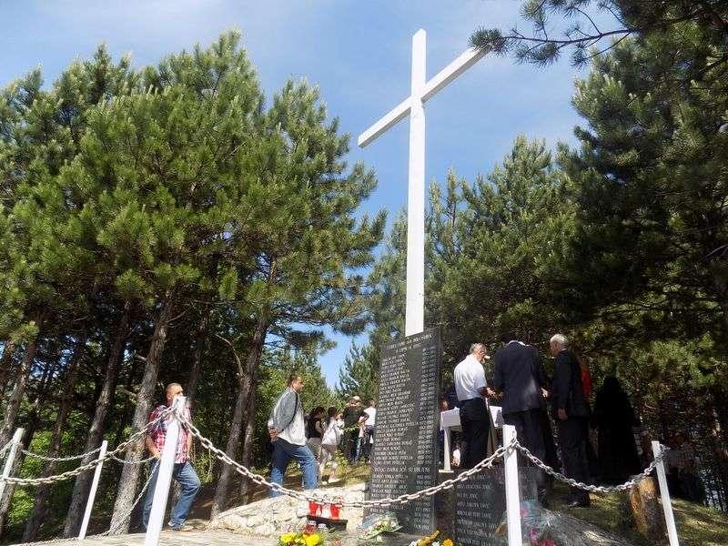 u travniku danas ukop 16 ubijenih hrvata u selu bikoši