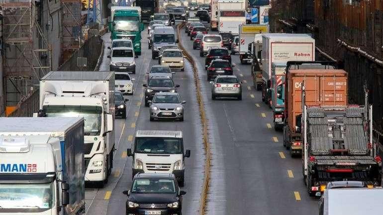 njemačkoj nedostaje 60.000 vozača kamiona