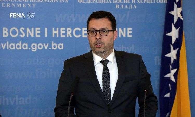 ministar džindić i direktor bh-gasa salkić danas o cijeni prirodnog gasa