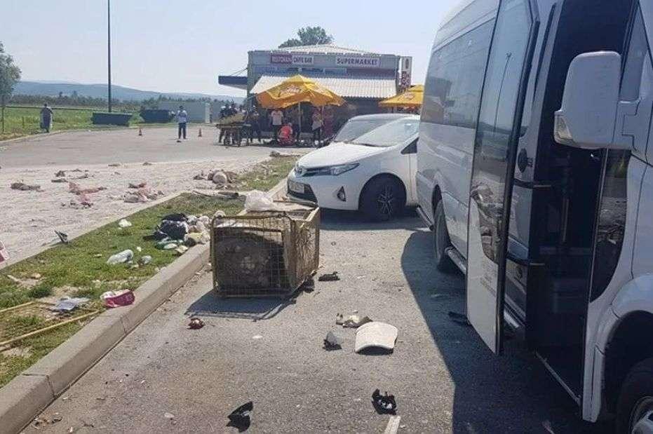 tragedija u hrvatskoj, kamion udario grupu ljudi na odmorištu, poginulo dvoje djece