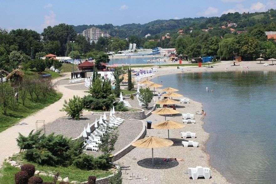 u petak počinje ljetna sezona na kompleksu panonskih jezera u tuzli