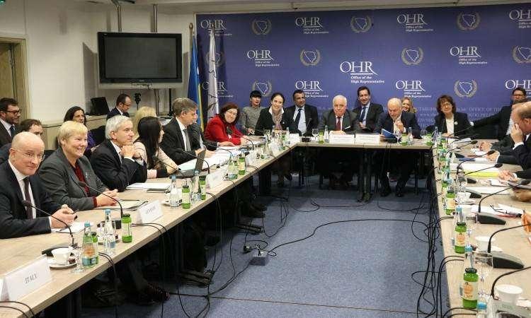 počeo sastanak upravnog odbora pic-a, tema trenutna situacija u bih