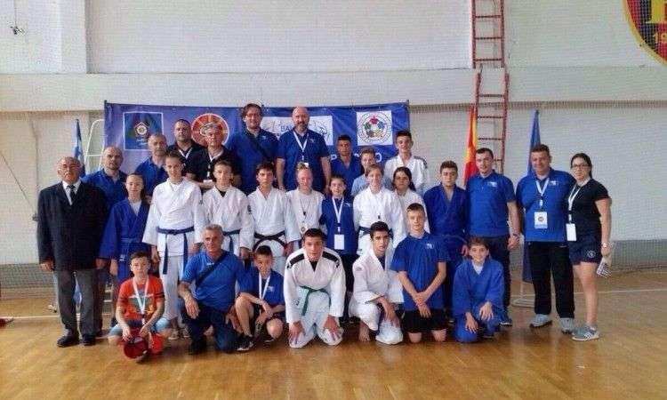 mladi bh. judisti osvojili osam medalja na balkanskom prvenstvu