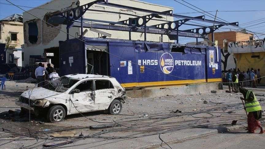 somalija - osam mrtvih u bombaškim napadima