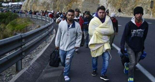 venecuelu napustilo četiri miliona osoba
