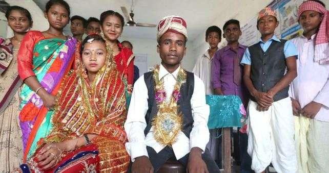 više od 765 miliona maloljetnika u brak stupa prije punoljetstva