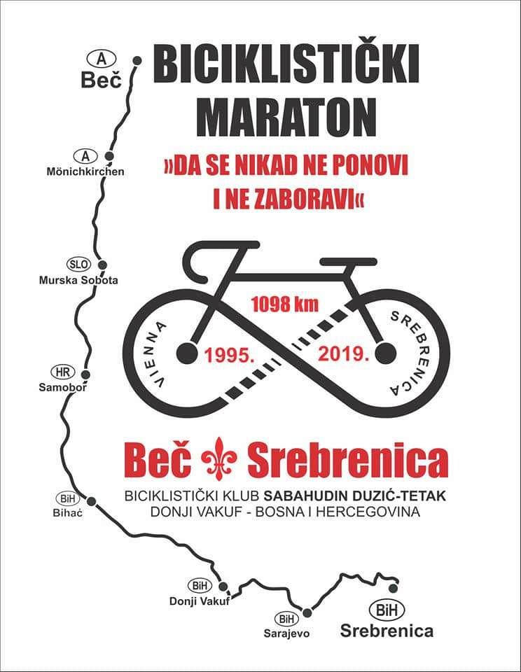 donjovakufski biciklisti ove godine voze iz beča