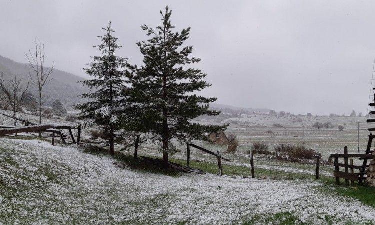 Meteoalarm: Žuto upozorenje zbog vjetra i niske temperature u BiH