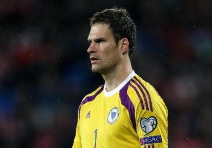 Asmir Begović je novi član Evertona