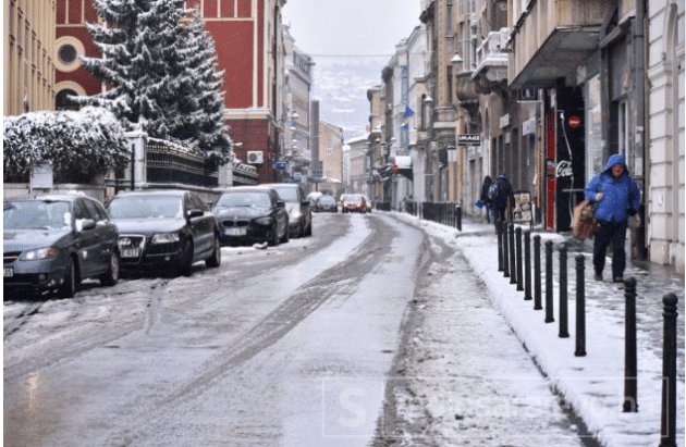 U BiH danas ekstremno niske temperature