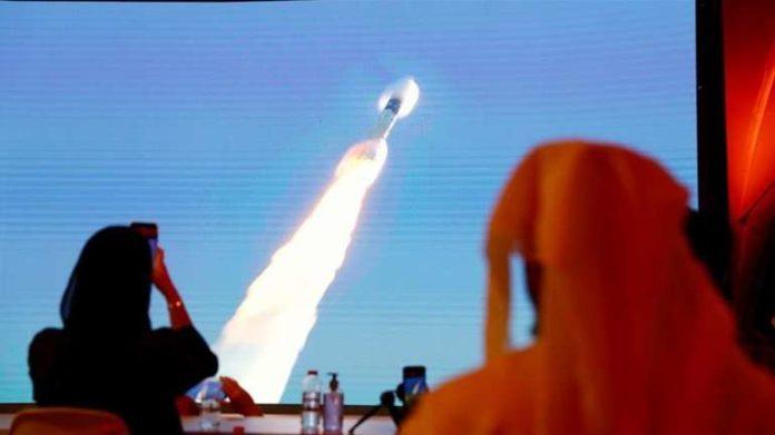 UAE lansirao prvu raketu na Mars
