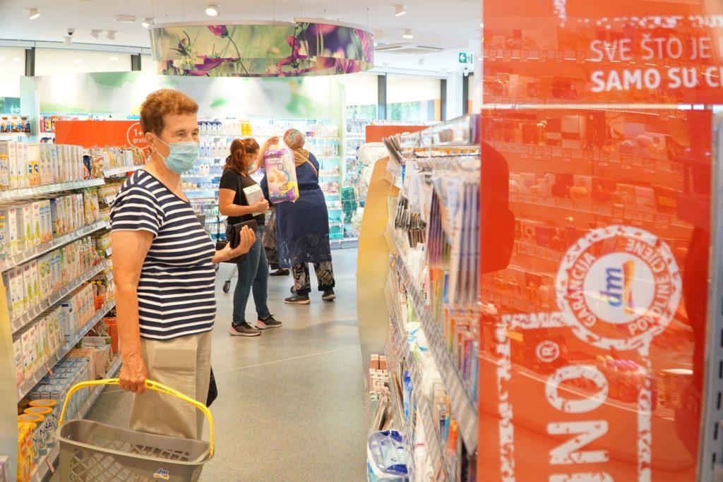 Travnik / dm prodavnica na novoj adresi!