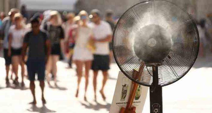 Novi val vrućina stiže u BiH