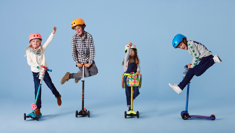 Stručnjaci izdvojili najbolje dječije romobile na svijetu, među njima i mikro romobili