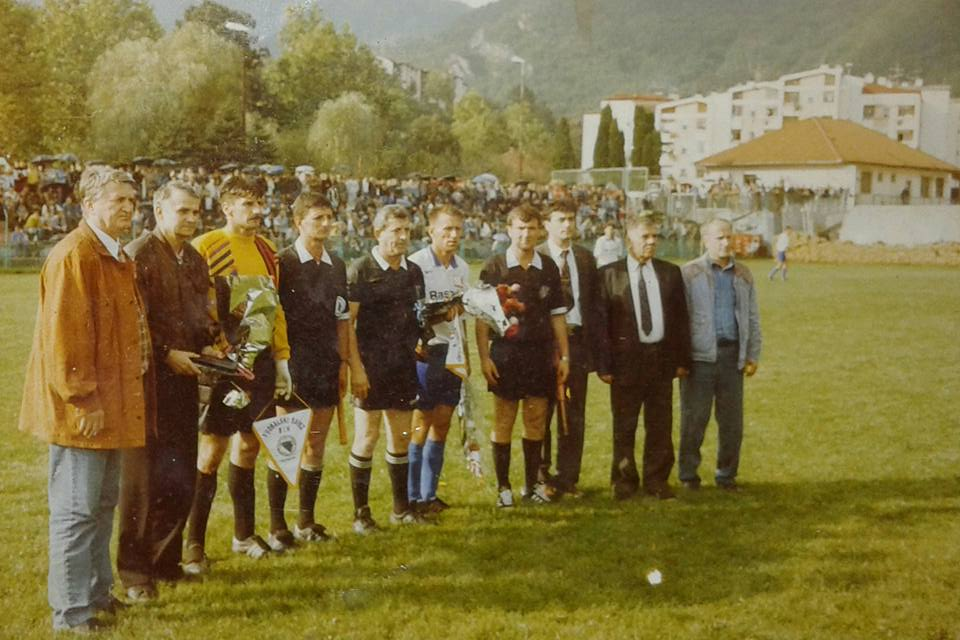REŠIN SPORTSKI VREMEPLOV/ Prije 25. godina u razorenom Mostaru udareni temelji bh. nogometa