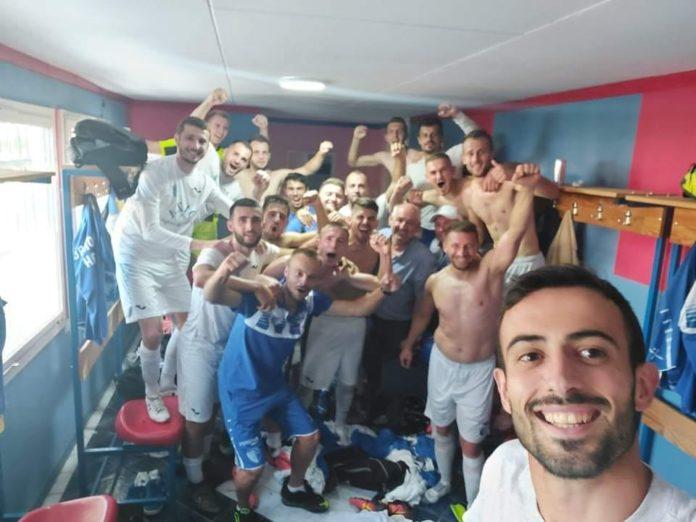 Borac sve redom gazi, Subašić: U odličnoj utakmici zasluženo smo slavili u Vogošći