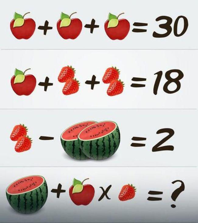 Zadatak za koji svi misle da ga je lako riješiti: Znate li rješenje?