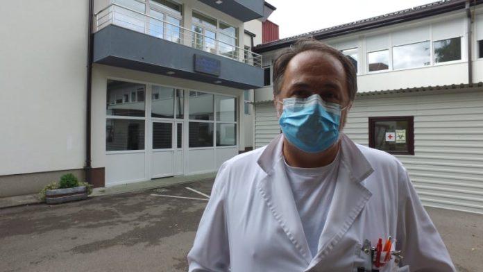 """Prim. dr. Emir Abdulović / """"Iako iscrpljeni, nećemo dozvoliti kolaps sistema""""!"""