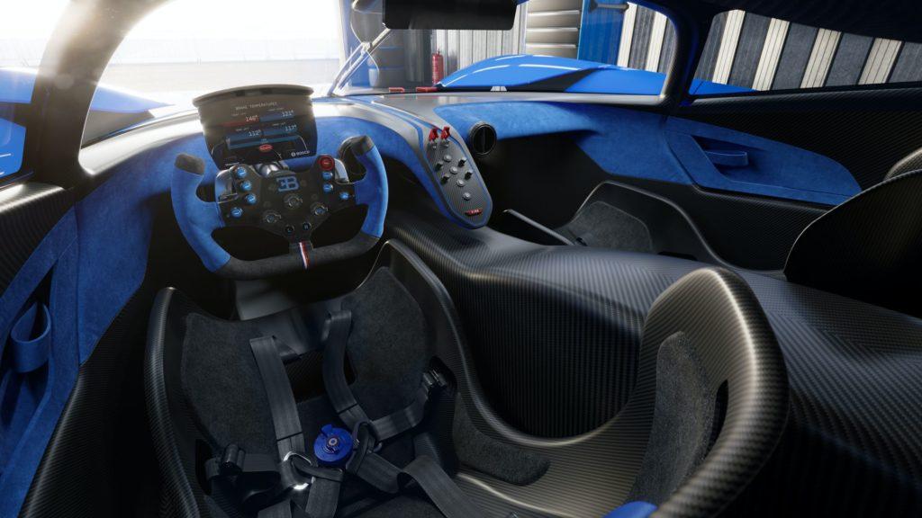 Bugatti Bolide, monstrum koji hvata 500 km/h za 20 sekundi VIDEO