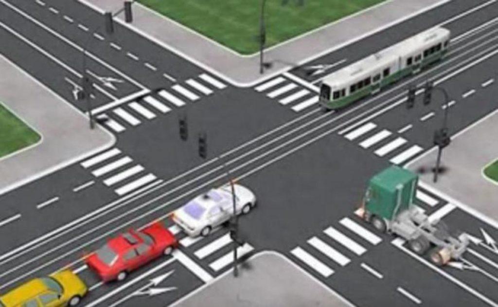 test za vozače: ko ide prvi, a ko posljednji na raskrsnici kad ne rade semafori?