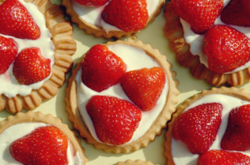 savršen recept: napravite ukusne tortice sa jagodama