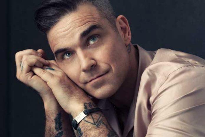 Robbie Williams objavio novu pjesmu