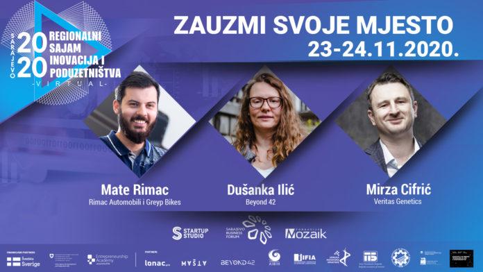 """Predsjedništvo BiH pokrovitelj prvog regionalnog virtuelnog Sajma inovacija i poduzetništva """"Sarajevo 2020"""""""