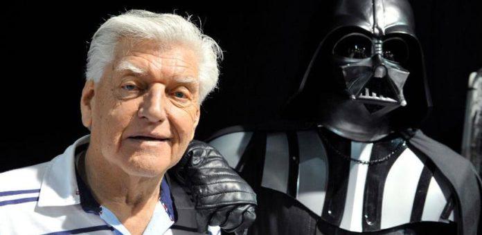 Preminuo glumac David Prowse, glumio Darth Vadera