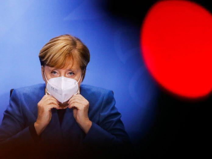 Merkel: Vraćanje 'tvrdom' lockdownu ukoliko bude potrebno