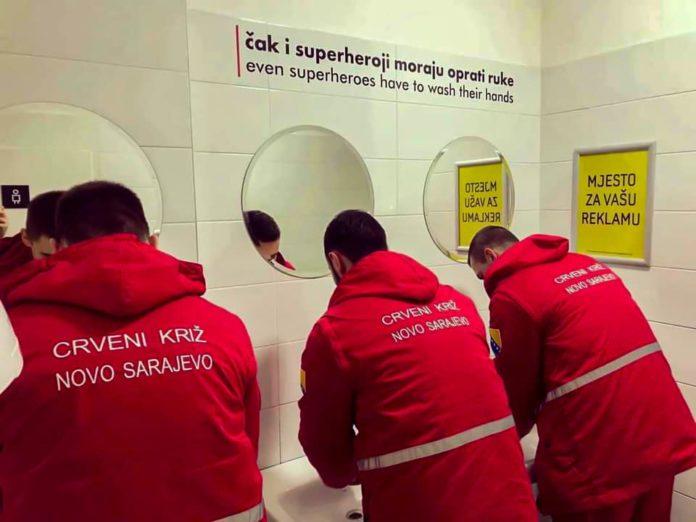 Čestitka CK FBiH volonterima: Velike zasluge za rad tokom pandemije