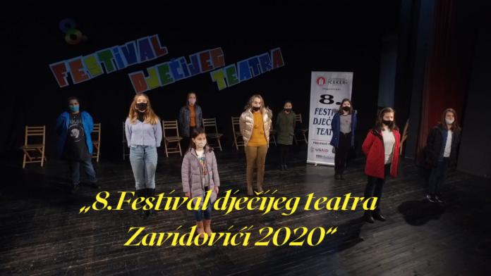 8. Festival dječijeg teatra Zavidovići 2020