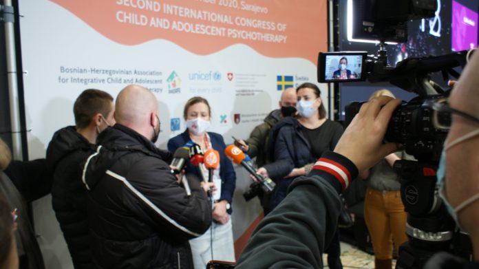Poruka s Drugog  internacionalnog  kongresa dječje i adolescentne psihoterapije